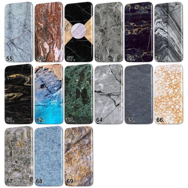 Samsung Galaxy S9 - Marmor Skal / Mobilskal - Över 60 Motiv 7