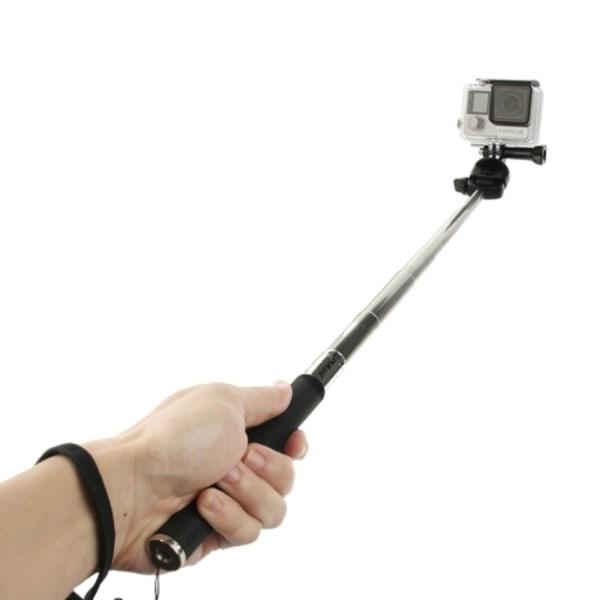 Selfiepinne Monopod till GoPro / Mobil - Alla modeller