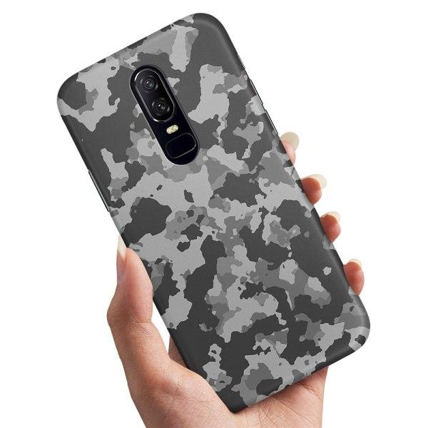 Sony Xperia 1 - Skal / Mobilskal Kamouflage