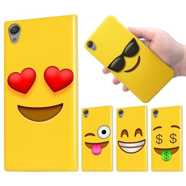 Sony Xperia Z5 - Skal / Mobilskal - Emoji - 15 Olika Motiv 6