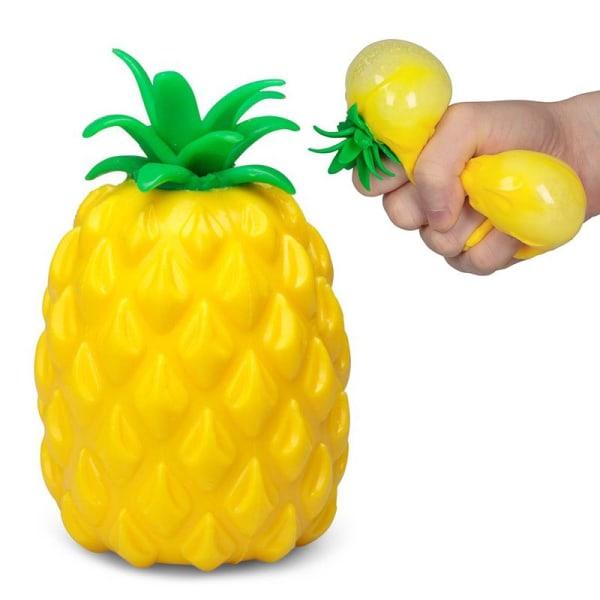 Stressboll / Klämboll - Ananas