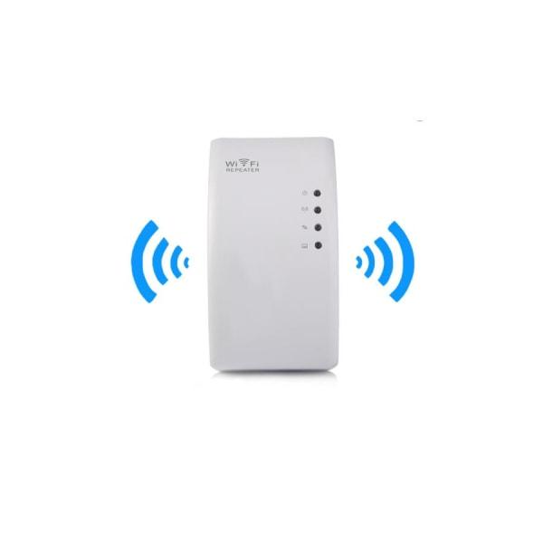 WiFi-Repeater / Förstärkare - Öka räckvidden på ditt nätverk