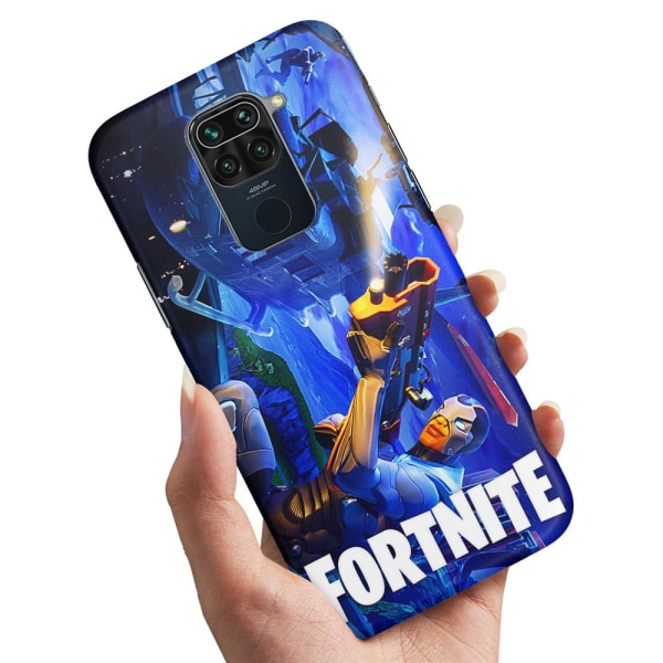 Xiaomi Redmi Note 9 - Skal / Mobilskal Fortnite