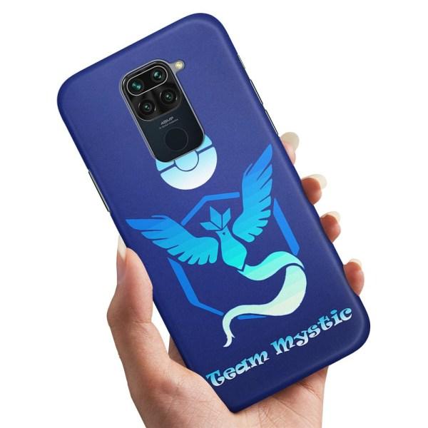 Xiaomi Redmi Note 9 - Skal / Mobilskal Team Mystic