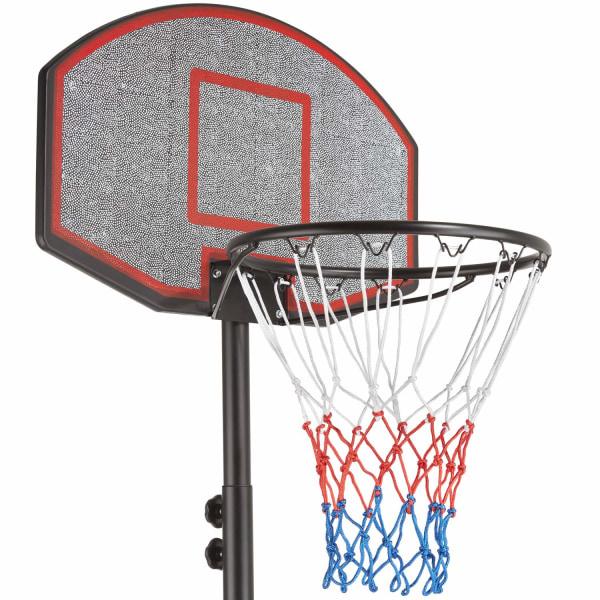 tectake Basketkorg Harlem Svart