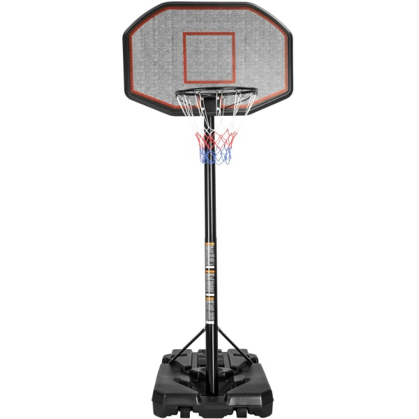 tectake Basketkorg Svart