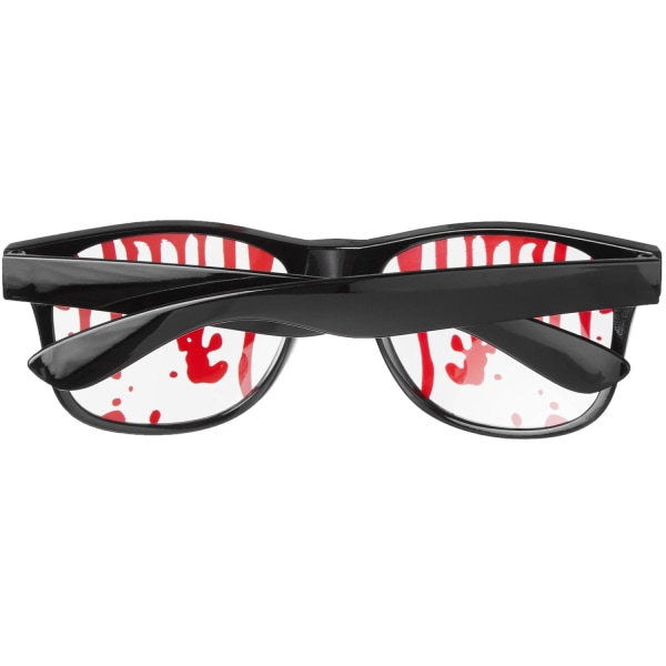 tectake Roliga glasögon blod Svart