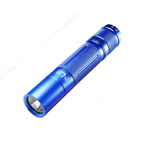 Manker BLF A6 1600 LM CREE XP-L LED 18650 - 5A BLUE 5A BL