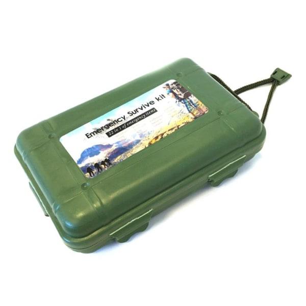 Överlevnadskit - BOX 6005G - 28 Delar