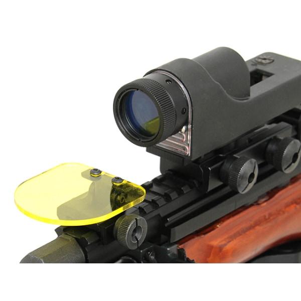 Siktesskydd för optik