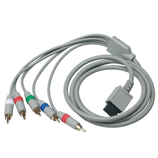 6FT HD TV AV-komponent RCA Audio Video kabelkabelkontakt