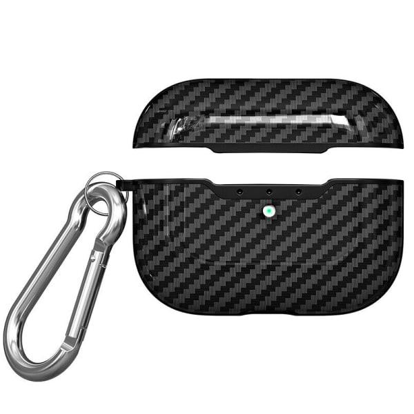 Kolfiber hörlursfodral Airpods 3 Generation Bag Protable