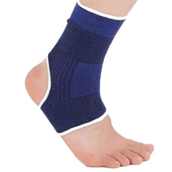 Elastisk stickad fotledsstöd Fitness Träning av fötter