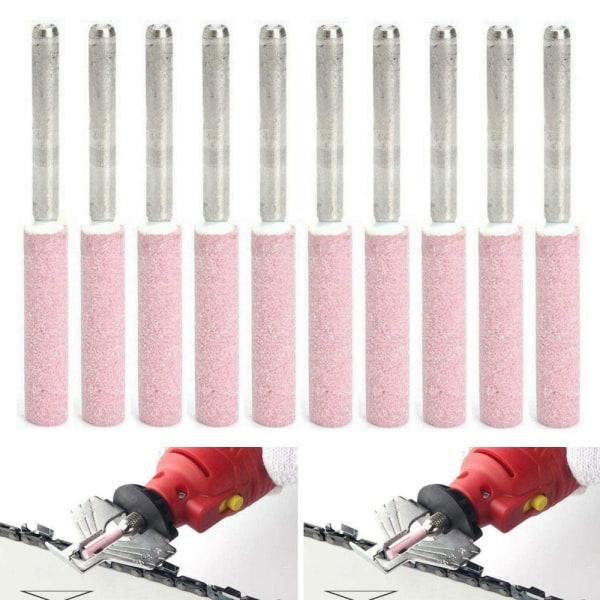 Hushållsverktyg Elektrisk motorsåg Kedjesåg sliphuvud 3*5.5mm