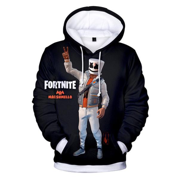 Fortnite Hoodie Youth 3D Printed Sports Hoodies Sweatshirt #16 #16 XS