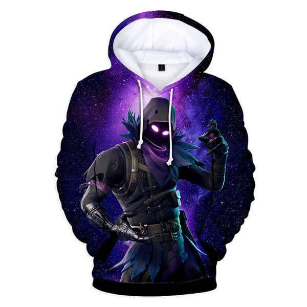 Fortnite Hoodie Youth 3D Printed Sports Hoodies Sweatshirt #3 #3 XS