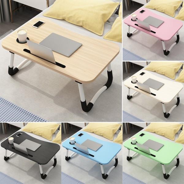 Bärbar bärbar sängsängfack för säng soffa golvhållare Black