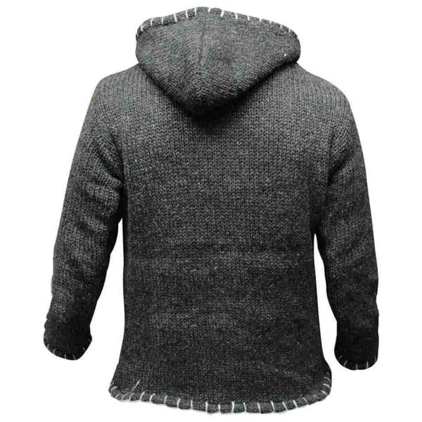 Men Long Sleeve Hoodie Hooded Sweatshirts Coat Full Warmer Sweater Tops Jacket