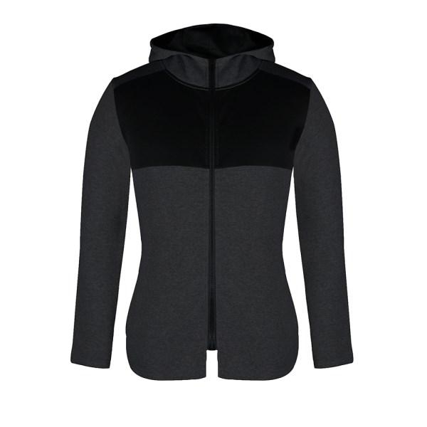 Men's Sports Jacket Outdoor Autumn Warmth Dark Grey S