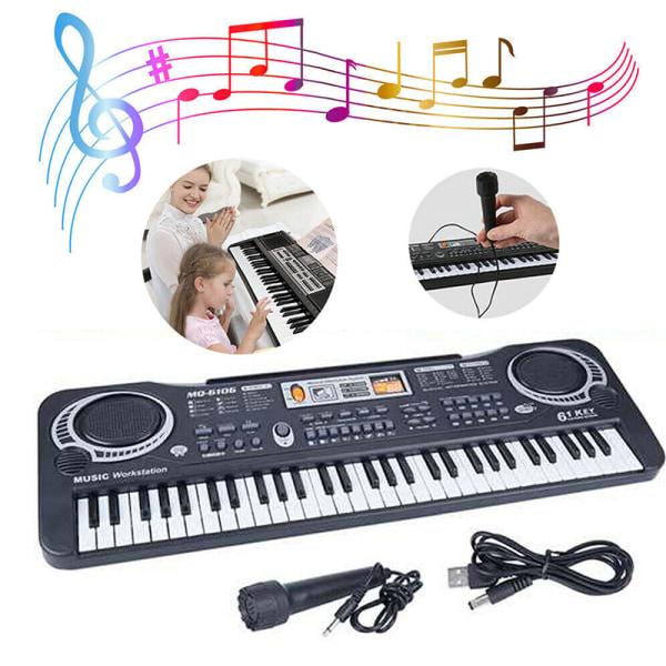 Bärbart elektroniskt tangentbord med interaktiv USB As pics and USB