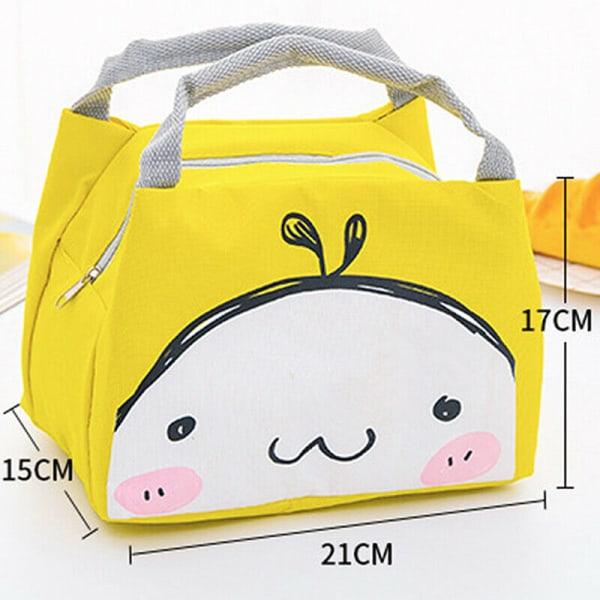 Unicorn Women Girl Child Kid Portable Insulated Lunch Bag Unicorn