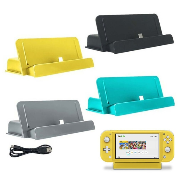 Stand Switch Lite USB Game Portable Charger safety Snabb laddning