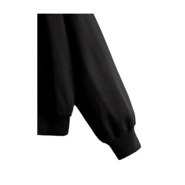 Kvinnors långärmade tröjor Casual Hoodie Pullover Blus