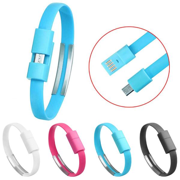 Armband Micro USB-laddningskabelarmband