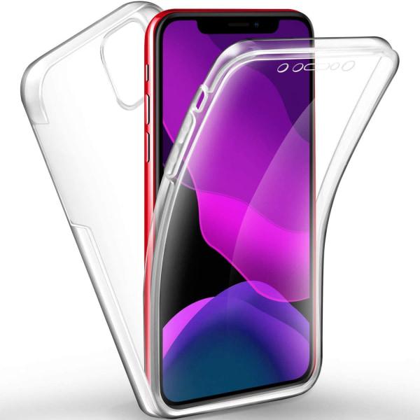 Iphone 12 Pro Max (6,7 tum) 360° Heltäckande Silikonfodral