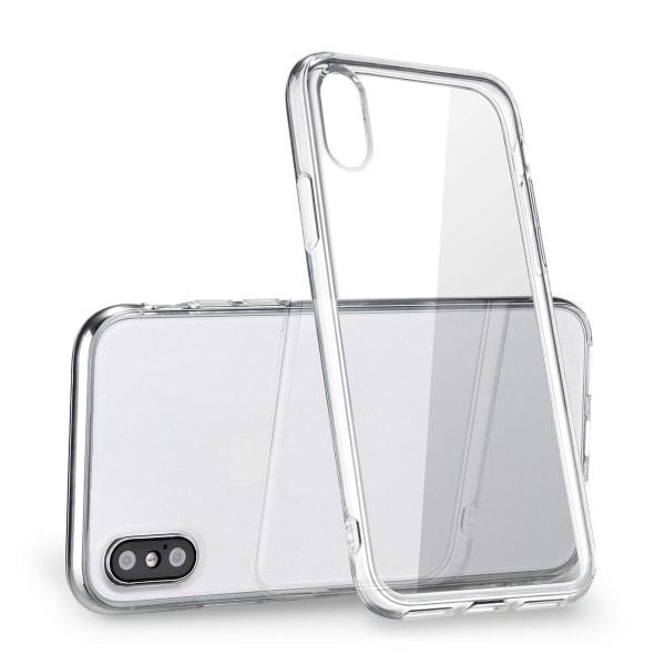 Iphone XS - UltraThin silikonfodral / skal