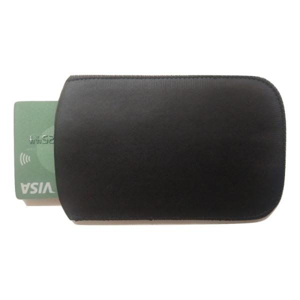 Läder Korthållare / kortfodral / fodral / plånbok