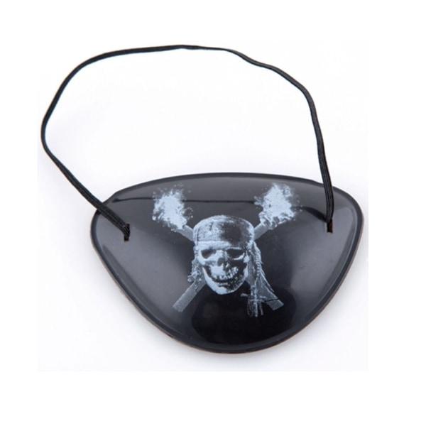 Piratögonlapp till maskeraden eller halloweenfesten