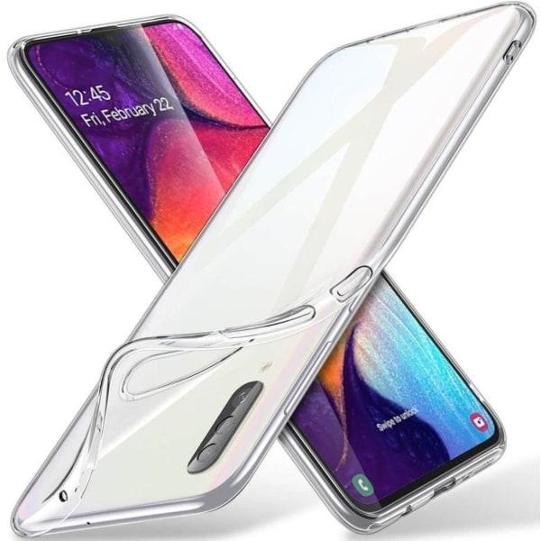 Samsung Galaxy A50 - Ultra Slim silikonfodral / skal