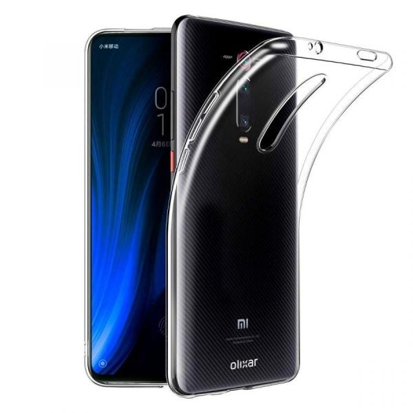 Xiaomi Mi 9 - UltraThin silikonfodral / skal