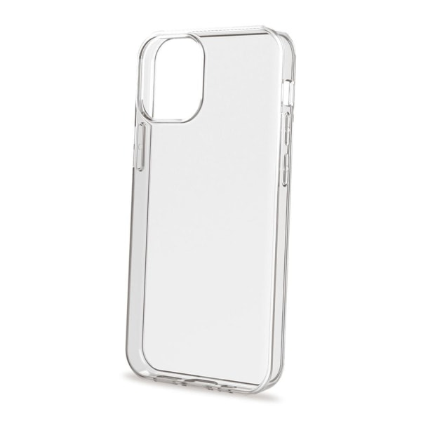iPhone 12 / iPhone 12 Pro Skal CELLY Slim Cover Transparent