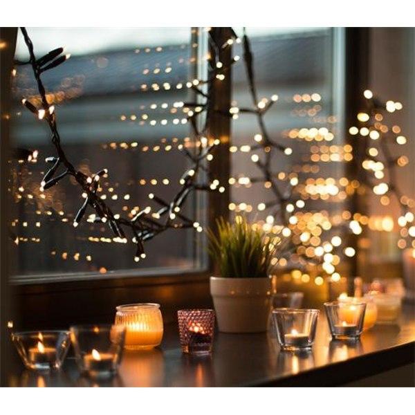 Ljusslinga DELTACO SMART HOME WiFi inomhus/utomhus