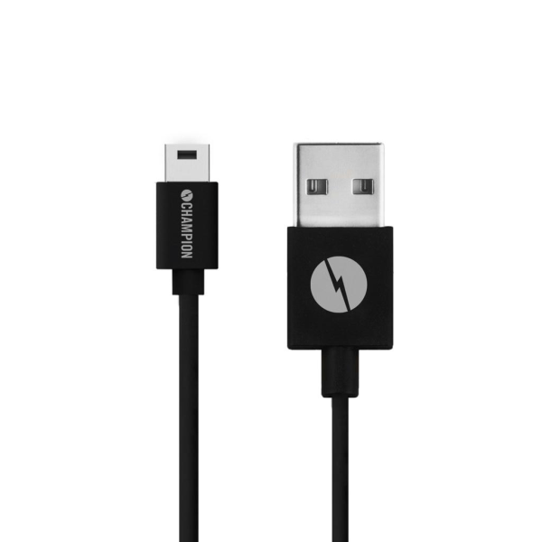 USB till Mini USB 1,5 m från CHAMPION