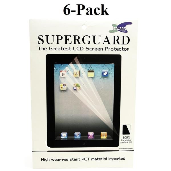 6-Pack Skärmskydd Huawei MediaPad M3 8.4