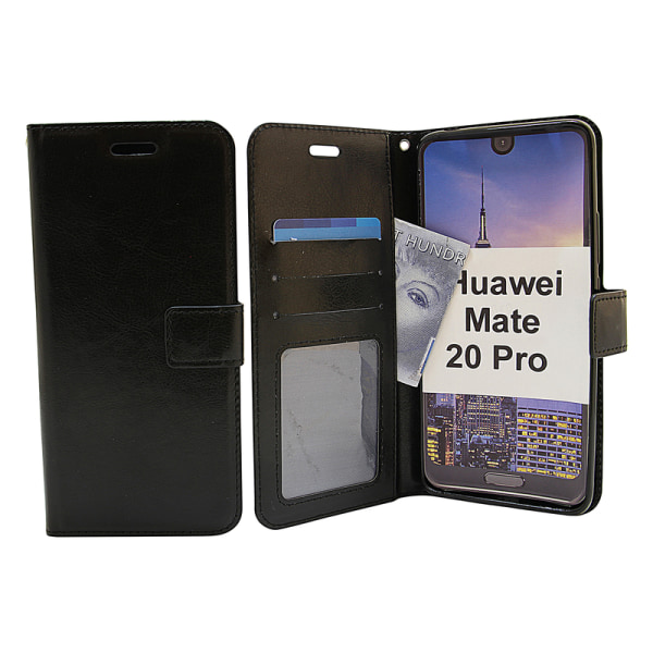 Crazy Horse Wallet Huawei Mate 20 Pro Vit
