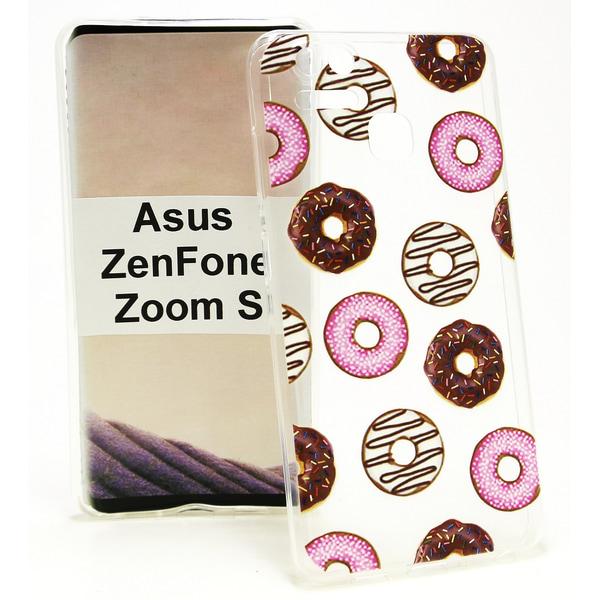 Designskal TPU Asus ZenFone Zoom S (ZE553KL)