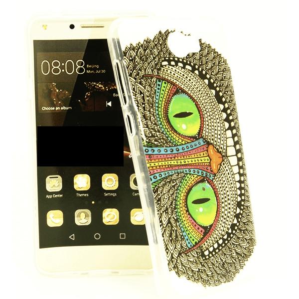 Designskal TPU Huawei Y6 II Compact (LYO-L21)