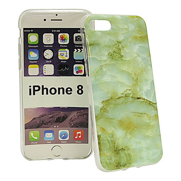 Designskal TPU iPhone 8