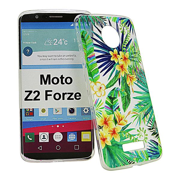 Designskal TPU Moto Z2 Force