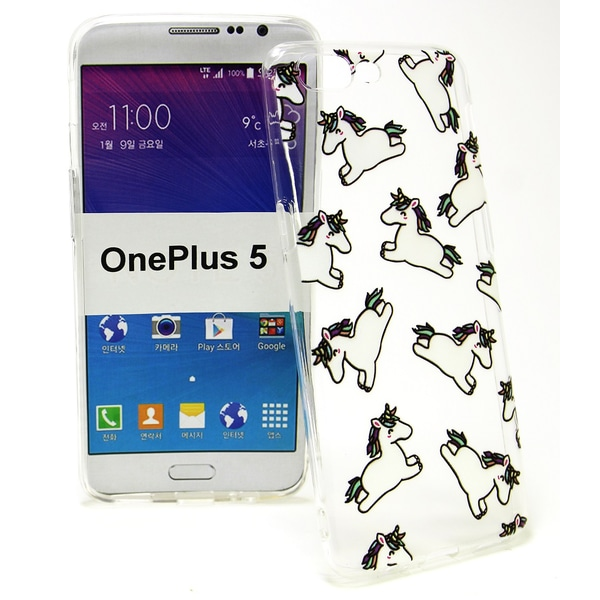 Designskal TPU OnePlus 5