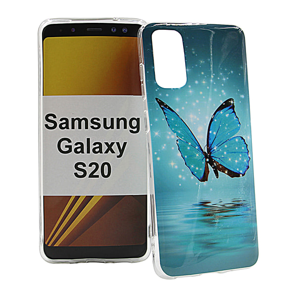 Designskal TPU Samsung Galaxy S20 (G980F)