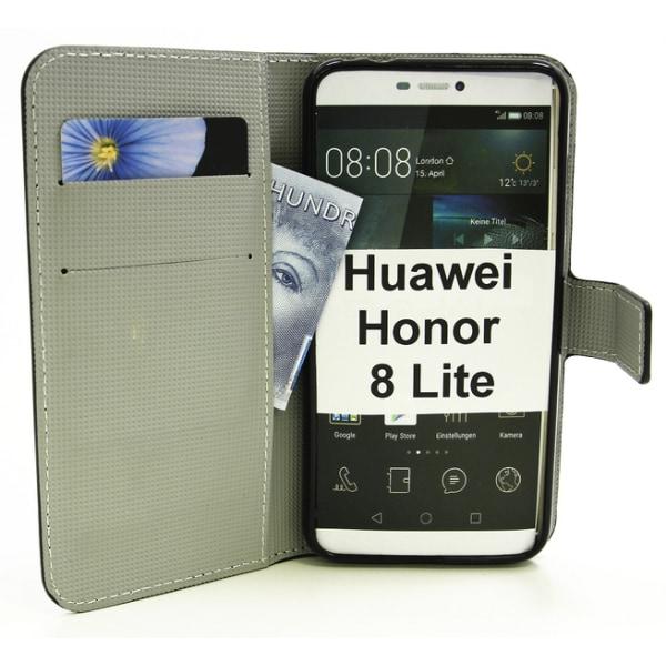Designwallet Huawei Honor 8 Lite