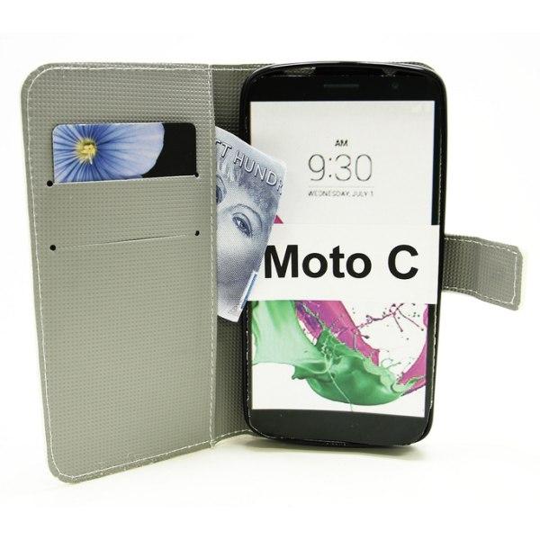 Designwallet Moto C (xt1754)