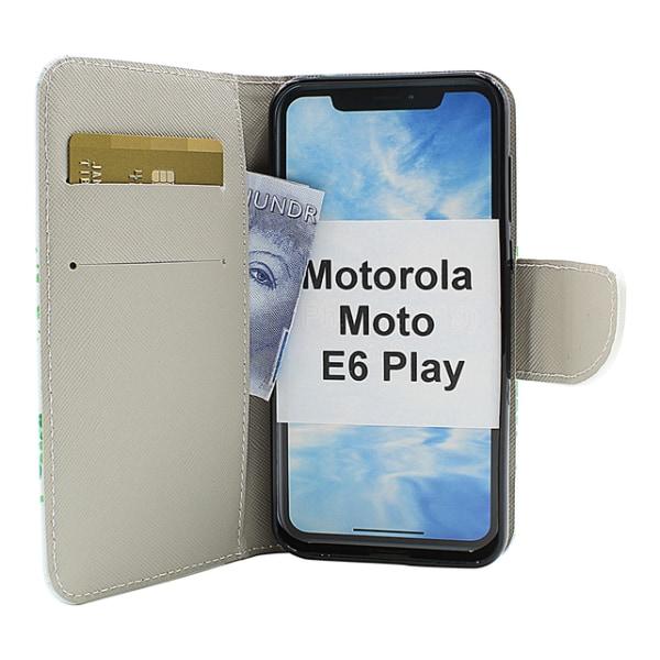 Designwallet Motorola Moto E6 Play