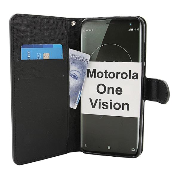 Designwallet Motorola One Vision