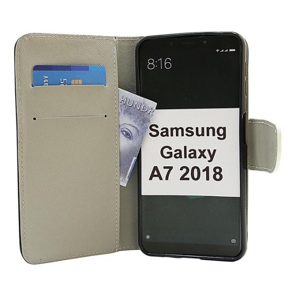 Designwallet Samsung Galaxy A7 2018 (A750FN/DS)
